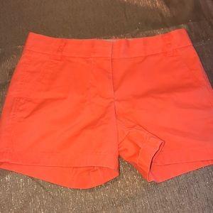 J Crew Neon Shorts